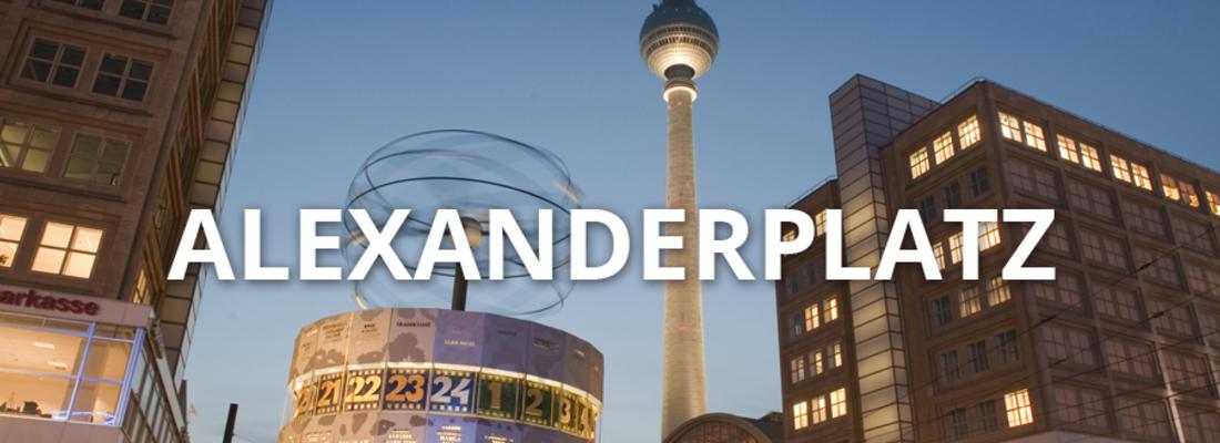 57aaf66b1dc4 La Top-10 di Berlino con Kyäni – Alexanderplatz e la Torre della ...